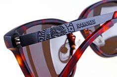 c12345e15 Coleção Masculina Rock Fellas da Chilli Beans com óculos exclusivos dos  Ramones #Estilo #Eyewear