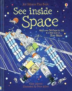 Usborne Books & More. See Inside Space - IR