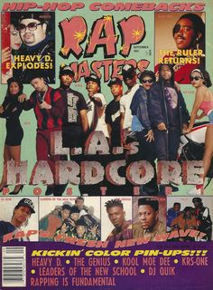 Rap Masters (September 1991)