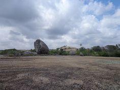 Park of the Stones, Puxinana - Paraiba - Brazil.