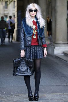 vintage street style - Buscar con Google
