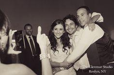 www.glenmarstudio.com #reception #weddingday #partytime #brideandgroom #bride #groom #pictureofapicture #thumbsup #newlyweds #justmarried #celebration #weddingphotography #glenmarstudio #bournemansion #longislandweddings #liweddingphotography #nyphotography