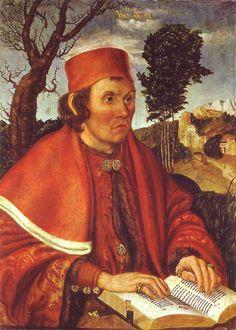 Иоганн Рейсс, 1503 - Лукас Кранах Старший