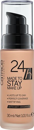 CATRICE 24h Made To Stay Make Up 025 Warm Beige
