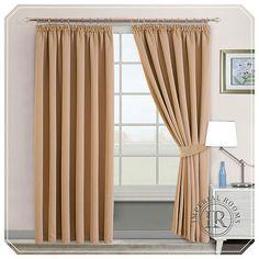 woltu vh5869gn 2 2er set gardinen vorhang blickdicht kr uselband verdunkelungsvorh nge f r. Black Bedroom Furniture Sets. Home Design Ideas