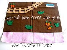 Fold-n-Go Pony Farm - Smashed Peas & Carrots Beatrix Potter Birthday Party, Activities For Kids, Crafts For Kids, Sibling Gifts, Peter Rabbit Party, Auction Projects, Operation Christmas Child, General Crafts, Sewing Toys