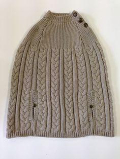 Louis Vuitton cable cape