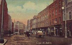 Dublin City Council unveils plans to regenerate Aungier St.