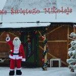 1. dzień sezonu narciarskiego w Szwajcarii Bałtowskiej - Santa is back!