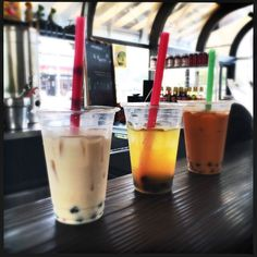 How to Make Homemade Bubble Tea With Tapioca Pearls