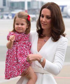 Princess & Duchess of Cambridge.