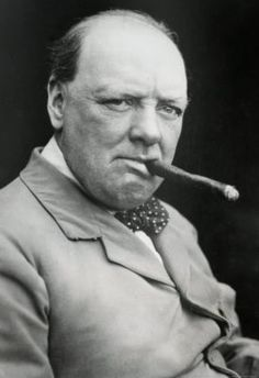 Winston Churchill Smoking Cigar Archival Photo Poster Print - Own a… Famous Cigars, Cuban Cigars, Good Cigars, Cigars And Whiskey, Man Smoking, Cigar Smoking, Smoking Pipes, Indira Ghandi, Cigar Art