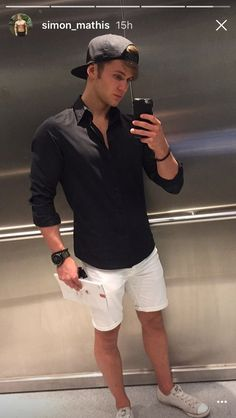 Menswear Shorts Mens Fashion Outfits Summer Styles Preppy Style Dressers
