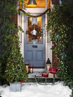 Deck the halls - decorate your home for Christmas #Christmas with #johnlewis