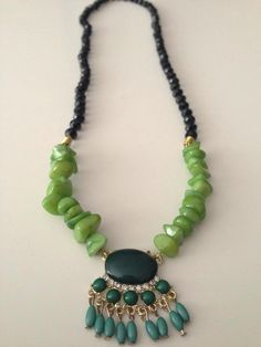 #necklace #jewelry #boho #bohochic #handmade #fashion