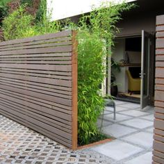 Modern Fences - Use your imagination