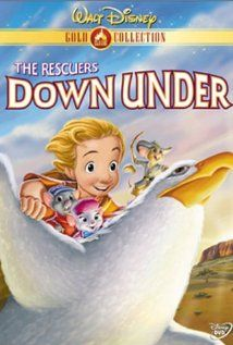 The sequel to the 1977 Disney animated feature The Rescuers finds mice Bernard and Bianca en route to Australia to come to the aid of a young boy and a rare eagle.
