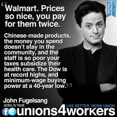 Walmart pays Slave Wages and let you pay their Employees Welfare! As they make BILLIONS in Profit! Outraged, yet???