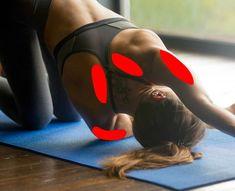 11Estiramientos para aliviar latensión enelcuello ylos hombros Neck And Shoulder Stretches, Shoulder Pain Exercises, Back Pain Exercises, Neck And Shoulder Pain, Neck Stretches, Stretching Exercises, Shoulder Workout, Fitness Workouts, Fitness Workout For Women