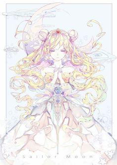 Princess Serenity sailor moon                                                                                                                                                                                 More