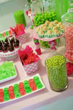 Dessert/snack bar#birthday