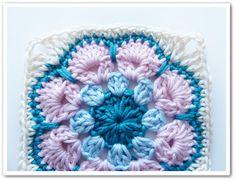 Bom dia fiori, tudo bem com vocês ??  que lindo esse quadradinho com flor africana.  quero fazer uma almofada com esse quadradinhos.   baci ...