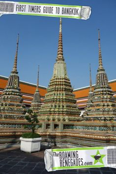 Places to visit in Bangkok : A first timers guide to this crazy city of Thailand!