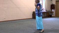 """Rejoice in Dance - Teaching video for """"Tzadik Katamar"""" dance"""