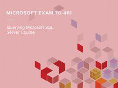 Microsoft Certified Solutions Associate (MCSA): SQL Server Certification Bundle…