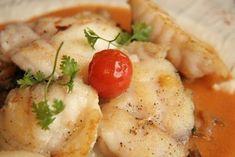 Queue de lotte sauce au kari-gosse. Une manière simple et délicieuse de cuisiner vos queues de lotte. Une recette facile qui rencontre beaucoup de succès.