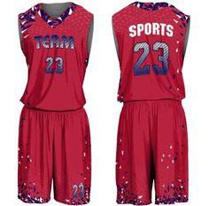 Slam Dunk Custom Basketball Uniform