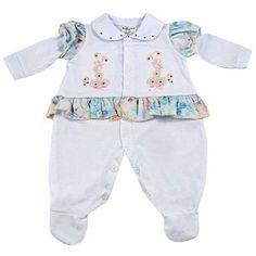 7853ca10a Macacão para Bebê de Plush Lapuko