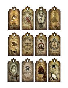 steampunk pictures printable - Sök på Google