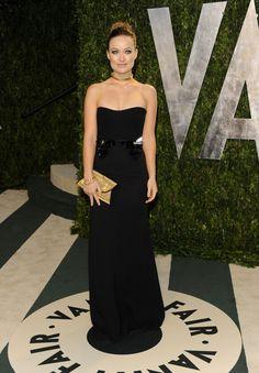 Olivia Wilde wearing Gucci