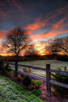 October Dawn by Jim Crotty on 500px
