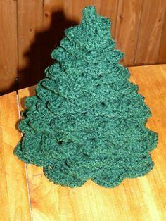 een kerstboom haken