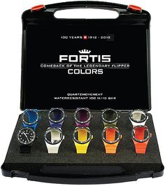 FORTIS COLORS