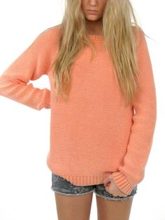 Pam Sweater for Women by Minimum  100% Cotton  Model is wearing a size Small