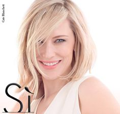 Cate Blanchett for 'Si'.