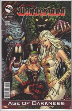 Vault 35 Comic Screwed #4 Cover A NM Zenescope Ent
