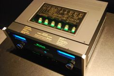 and Stereo High-End Audio Magazine: McIntosh Audio at Munich high-end ...