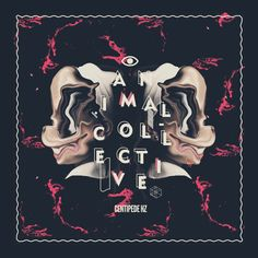 ANIMAL COLLECTIVE Centipede HZ LP on Typography Served