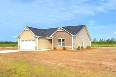 THIS IS A MUST SEE!!! New Construction in Hubert! This home offers 3 bed, 2 bath, vaulted and trey ceilings, fenced yard and $3500 buyer use as you choose. Call me today to make this your home!! 910-388-6474  Krystal McKay Broker Coldwell Banker Fountain Realty McKay-Homes.com #McKayHomes