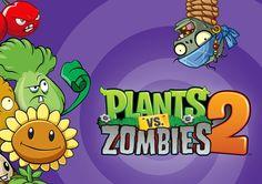 Plants vs. Zombies 2 Poster