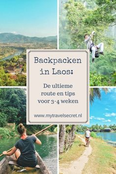 Backpacken in Laos: de ultieme route en tips voor 3-4 weken | backpacken zuidoostazie | backpacken Laos | Backpacking tips | Laos Route