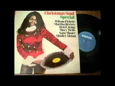 "Sam Moore ~ ""Santa Claus Is Coming To Town"""