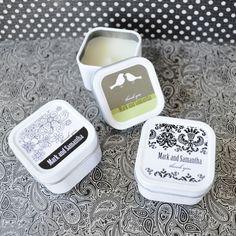 Elite Design Square Candle Tins