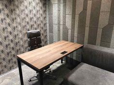 Tetrakustik (Украина) - Aкустические материалы acoustic.ua Decor, Acoustic Panels, Panel Design, Room, Conference Room Table, Home Decor, Corner Desk, Furniture, Paneling