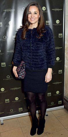 | Pippa Middleton Sandro Jacket |