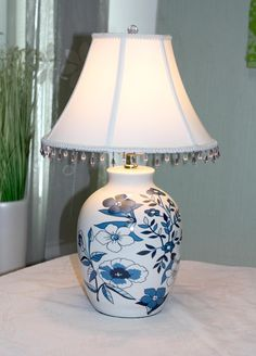 The Durability Of Ceramic Table Lamps For Bedroom Cannot Be Overemphasized.  In Modern Society, The Usage Of Ceramic Products